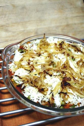 arroz de sobras