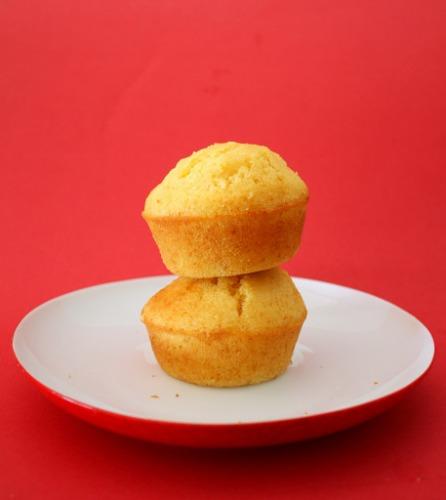 muffins de limão I