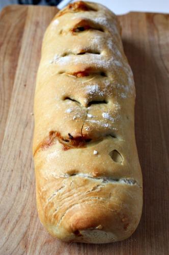 pão recheado II