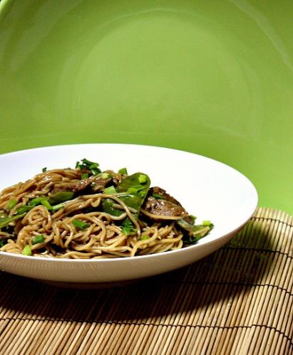 Noodles & vaca