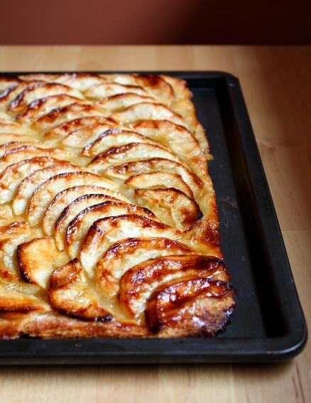tarte de maçã francesa 1