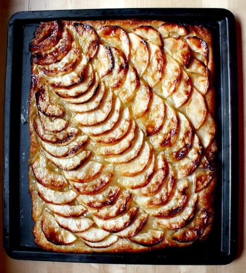 tarte de maçã francesa 2