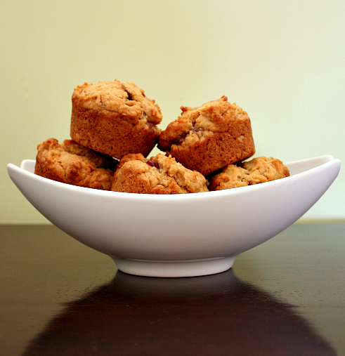 pb&j muffins 2