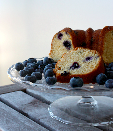 blueberry coffee cake 1