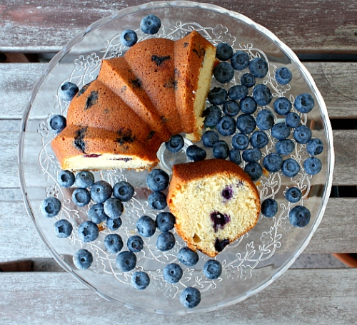 blueberry coffee cake 2